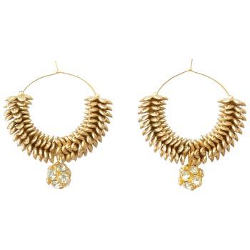 Ultimate golden desire Hoops/Earrings For Women