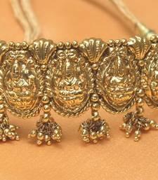 Buy Gorgeous  antique high gold baju band bajuband online