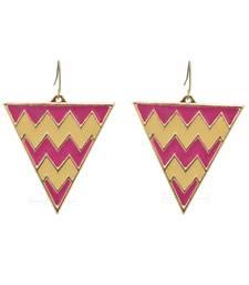 Buy Ziggy Zaggy Pink Danglers danglers-drop online