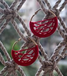 Buy scarlet  crosia jaal hoop online