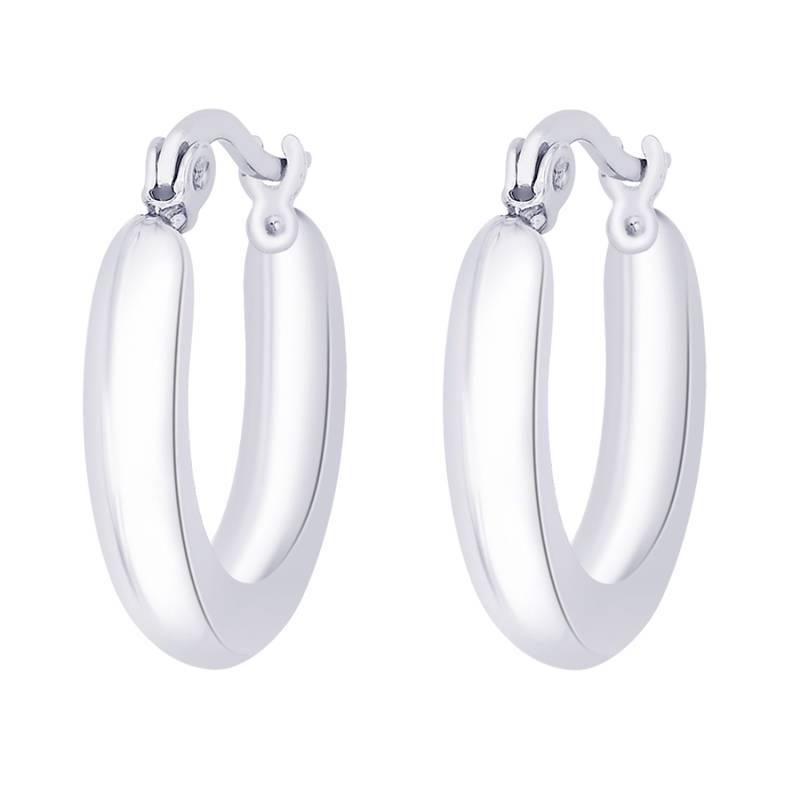 Buy Earrings for Men Boys Studs Silver Salman Khan Inspired ...