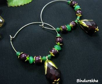 Green_Wine_Faceted_Drop_Bali