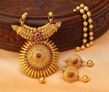 pendant buy detail alibaba jewelry sets com gold product on large