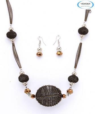 Costume western necklace