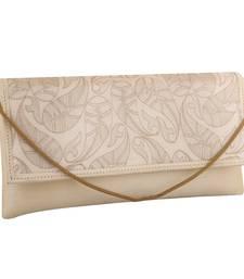 Buy Elegant White Clutch Handbag clutch online