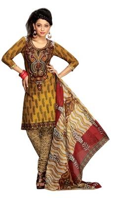Triveni Classy Paisely Motif Printed Salwar Kameez TSMUVRSK7005