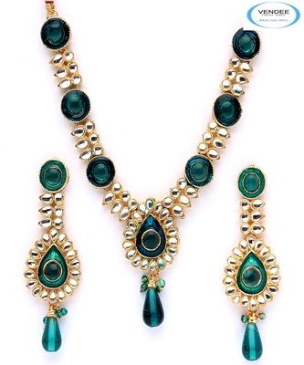 Vendee Wedding fashion necklace set