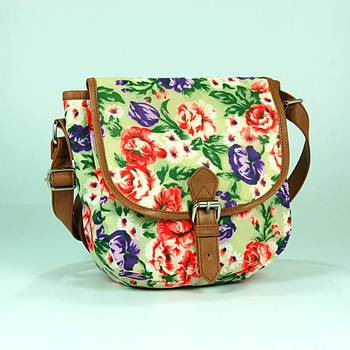 Waterproof floral sling