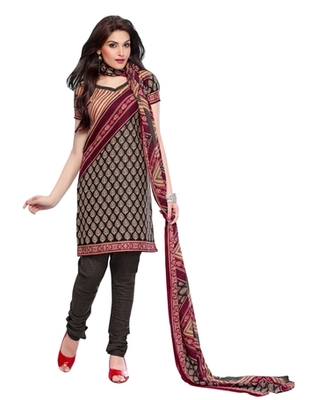 Triveni Smart Casual Printed Cotton Salwar Kameez TSSTSK2003
