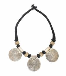 Buy The Tribal Coins Necklace-Gold Necklace online