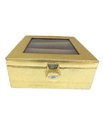Bangle Box - Golden Three Line