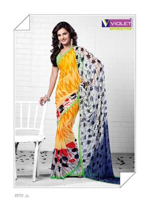 Stunning Printed Saree