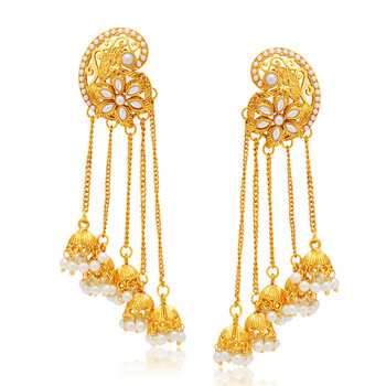 Excellent Kairi Gold Plated Earring For Women