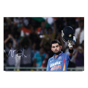 Virat Kohli Success Poster