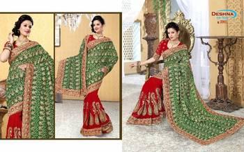 Designer sarees 2001