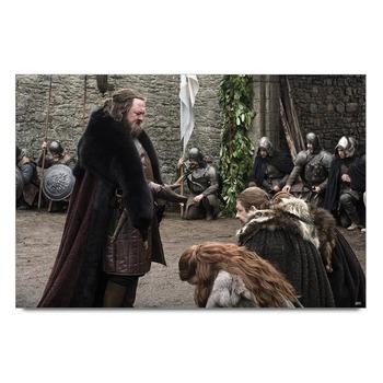 Robert Baratheon Game Of Thrones   Poster