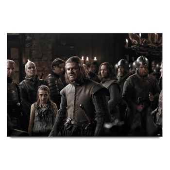 Game Of Thrones Scene   Poster