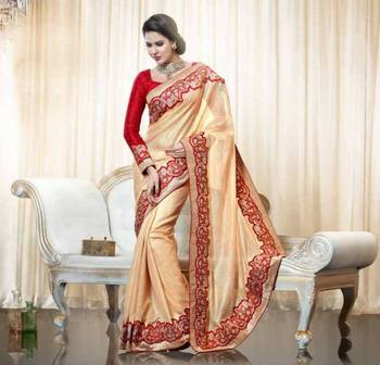 Bhagalpuri Khadi Art Silk SAREE