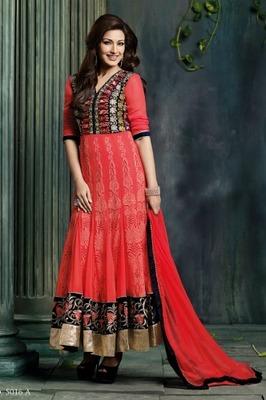 Sonali Bendre Designer Anarkali Suit