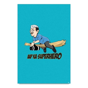 Aap Ka Superhero  Poster