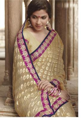 Embroidered Saree SC2483