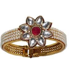 Buy Maroon studded_jewellery  bangles-and-bracelets bangles-and-bracelet online