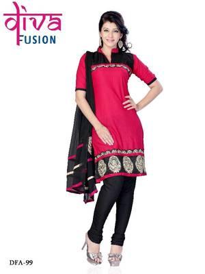 Party wear designer cotton salwar suit