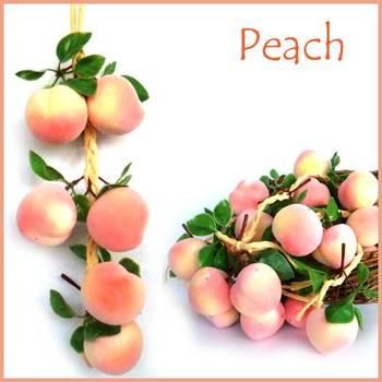 Peach Garland