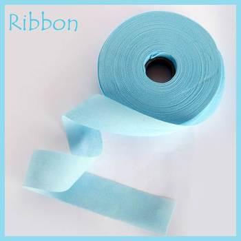 Non Woven Ribbon Sky Blue - 45 Mtrs