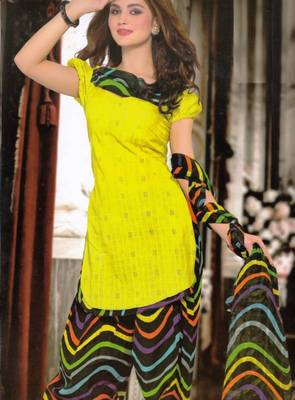 Dress material cotton designer prints unstitched salwar kameez suit d.no NZ2003