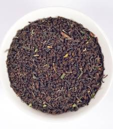 Buy Spiced Black Tea Indian Masala Chai Assam CTC with Spices Loose Leaf Tea 100% Pure & Certified 500gm (1.1lb) organic-tea online