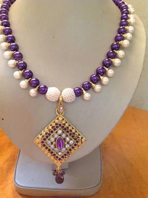 Exclusive designer necklace at unbelievable prices