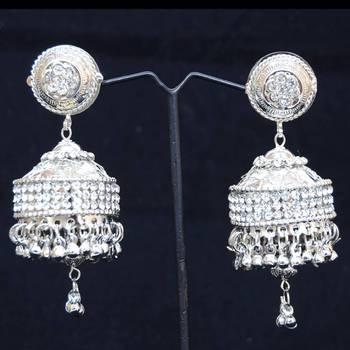 Bell Shaped Fashion Jhumkas