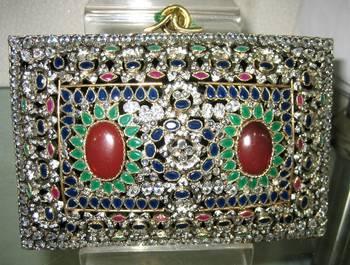 Royal Designer Ethnic Collection Purse No. 004