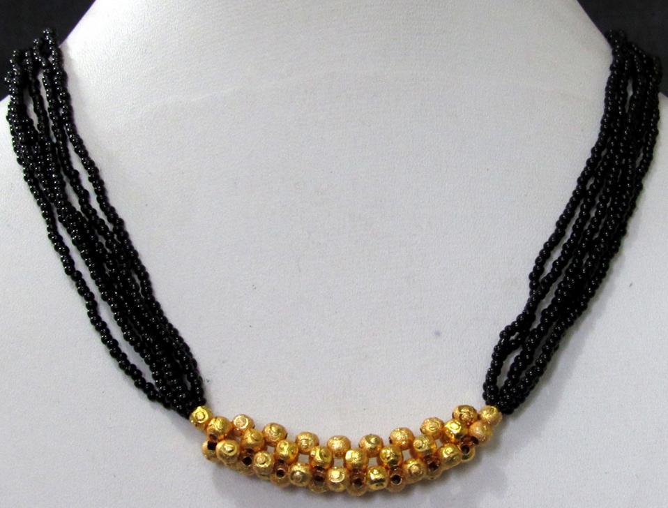 Mangalsutra Designs – Buy Latest Gold Magalsutras Online ...