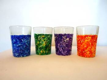 Moods-hand-painted cutting chai glasses