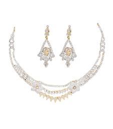 Buy Silver  gemstone necklaces gemstone-necklace online