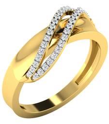 Buy 0.21ct diamond 18kt rings astrology-ring online