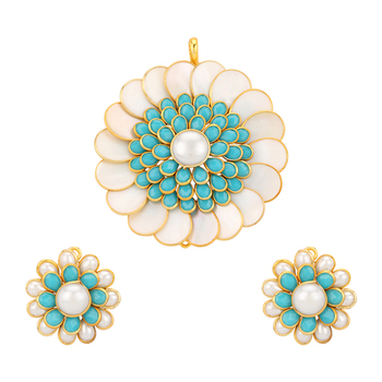 Pachi Pacchi Pachchi Pearl set jewellery pearl necklaces set bridal jewellery sets