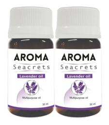 Buy Lavender oil (30ml) - pack of 2 essential-oil online