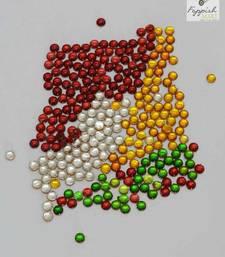 Buy Multicoloured Kundan (1200 + 200 pcs) stationery online