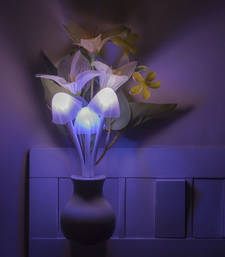 Buy Cute Little Flower Style Night Lamp table-lamp online