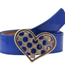 "Buy "" Blue Color"" Belt Combo For Womens gifts-for-sister online"