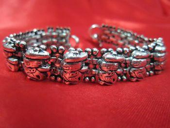 The Elephant Bracelet