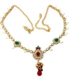 Buy Gold pearl waist-belt waist-belt online