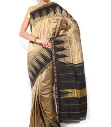 Buy Sudarshan silks Pure Silk  Kanjeevaram Hand women Saree-Grey-SLV8-VS kanchipuram-silk-saree online