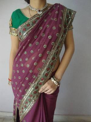 Maharani's Pride Saree