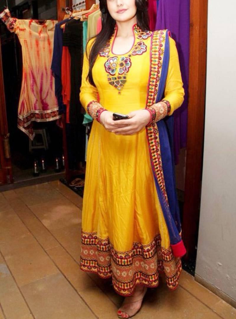 Buy Zareen Yellow Suit Online