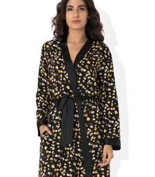 Buy Multicolor sleepwear Viscose Wrap sleepwear online