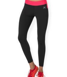 Buy Black workout gym wear Full Legging workout-gym-wear online